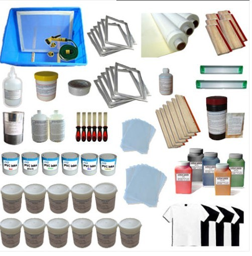 Screen printing supplies near me find your local service for Silk screen shirts near me