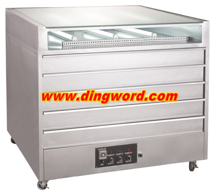 Screen Printing Drying Cabinet ~ Drying cabinet for screen printing plates dw dc