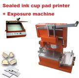 sealed-ink-cup-pad-printer-making-package