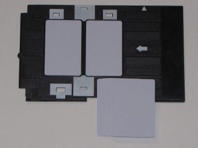 direct inkjet print pvc card making kits id card maker. Black Bedroom Furniture Sets. Home Design Ideas